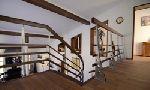 Элитная лестница из массива американского дуба, микрорайон Чистый